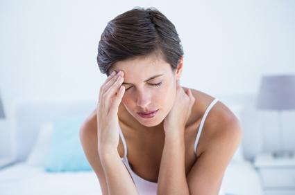 Galvos skausmas dėl hipertenzijos