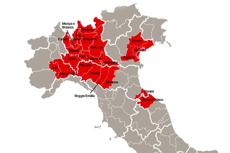 U Italiji 5 883 Osobe Zarazene Novim Koronavirusom Vijesti